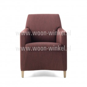 Leolux Calinda Design Fauteuil in stof Tonica