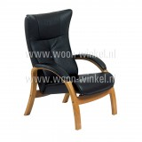Conform Easy Fauteuil In leder