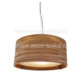 Graypants drum 45 cm diameter hanglamp