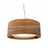 Graypants drum 61 cm diameter hanglamp