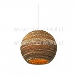Graypants moon 26 cm diameter lamp