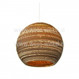 Graypants moon 36 cm diameter lamp